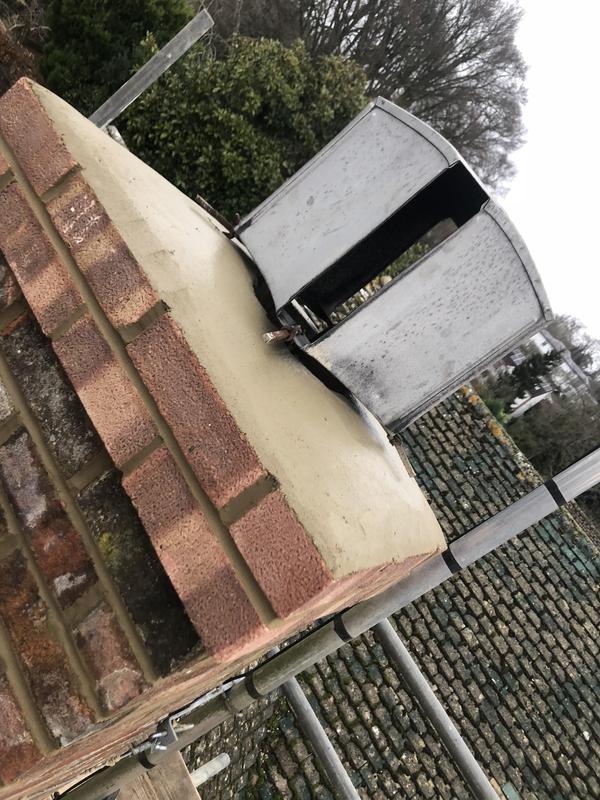 Image 21 - Chimney repair