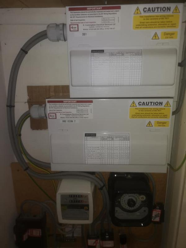 Image 38 - Replacement consumer units