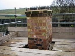 Image 23 - Repointing chimney