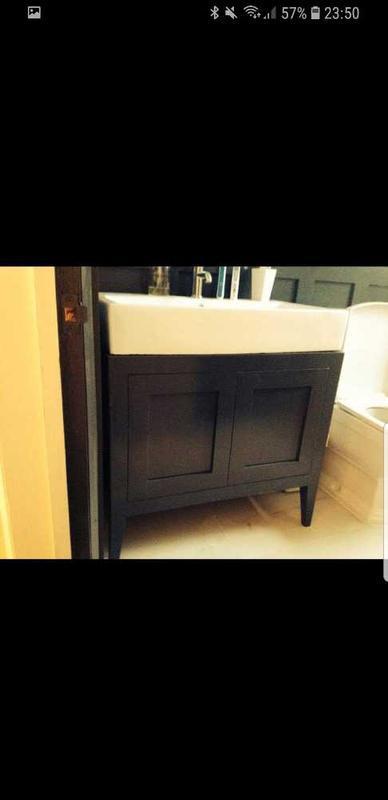 Image 36 - bathroom cabinet ( Wimbledon)