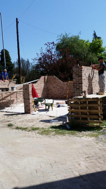 Image 8 - brick work in progress
