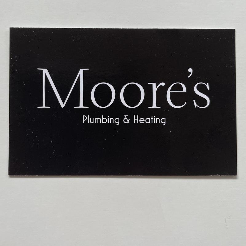 Moore's Plumbing & Heating logo