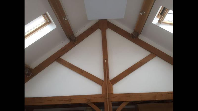 Image 15 - wooden beams expertly treated