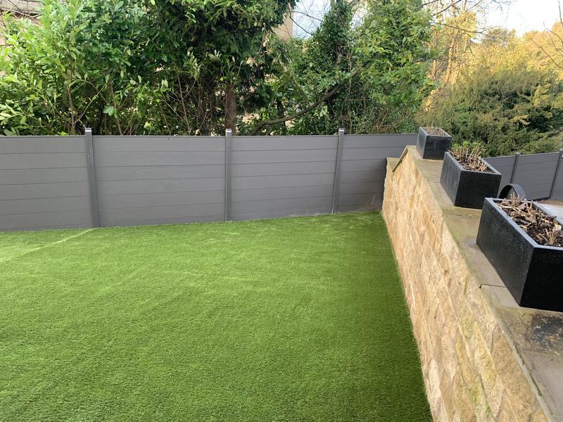 Image 7 - Stone wall/garden renovation