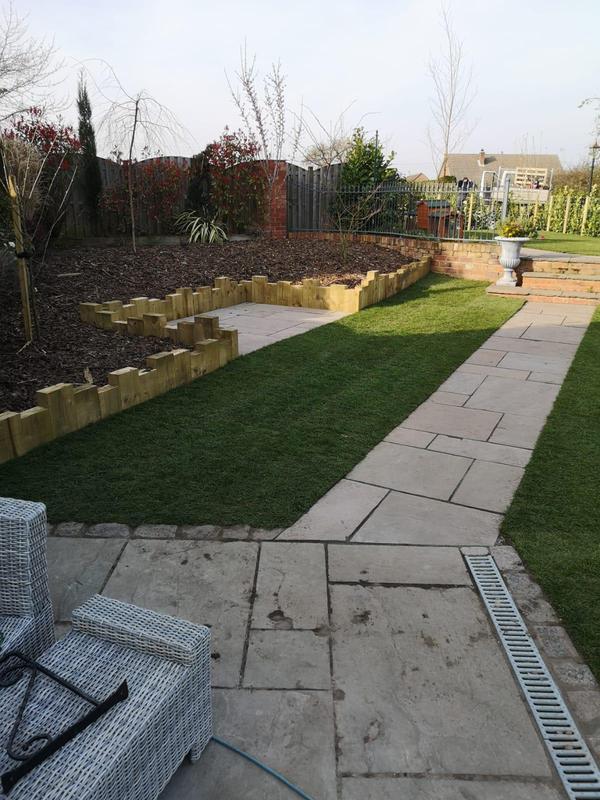 Image 15 - Garden renovation