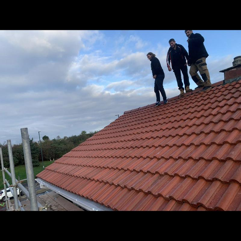 Image 21 - New roof