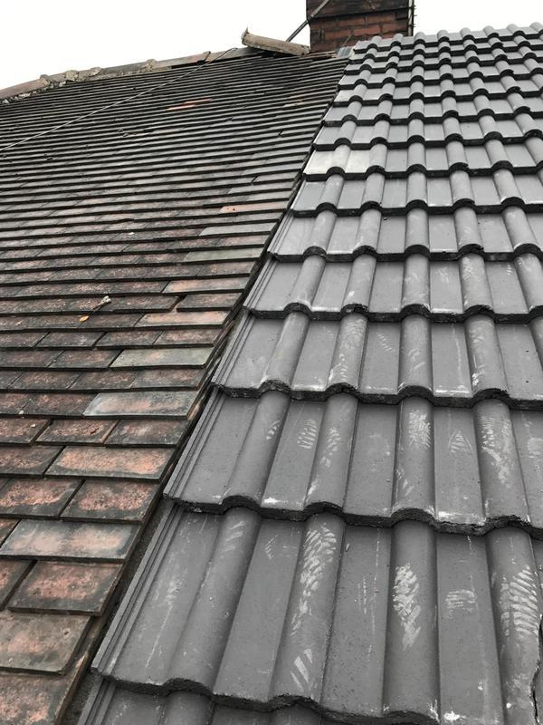 Image 27 - Roofers nice finish
