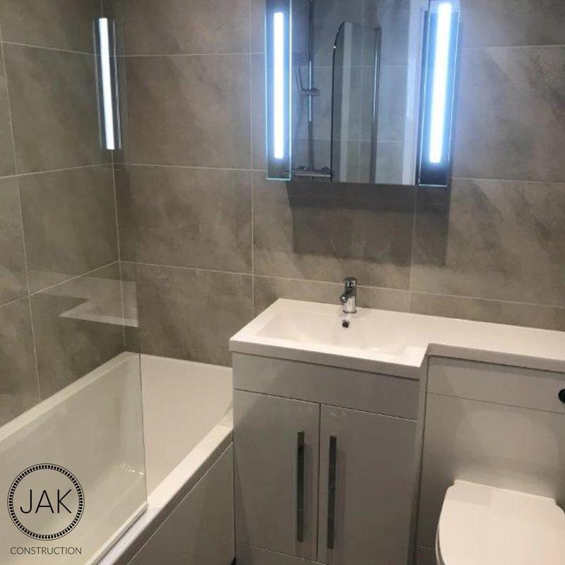 Image 44 - New bathroom