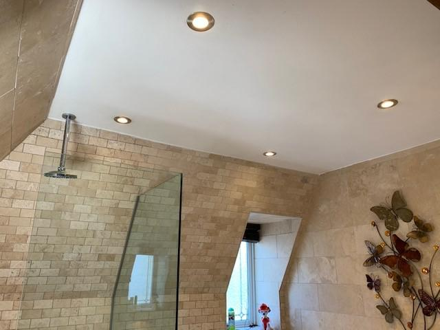 Image 1 - Replacing old bathroom downlights with new LED'S.