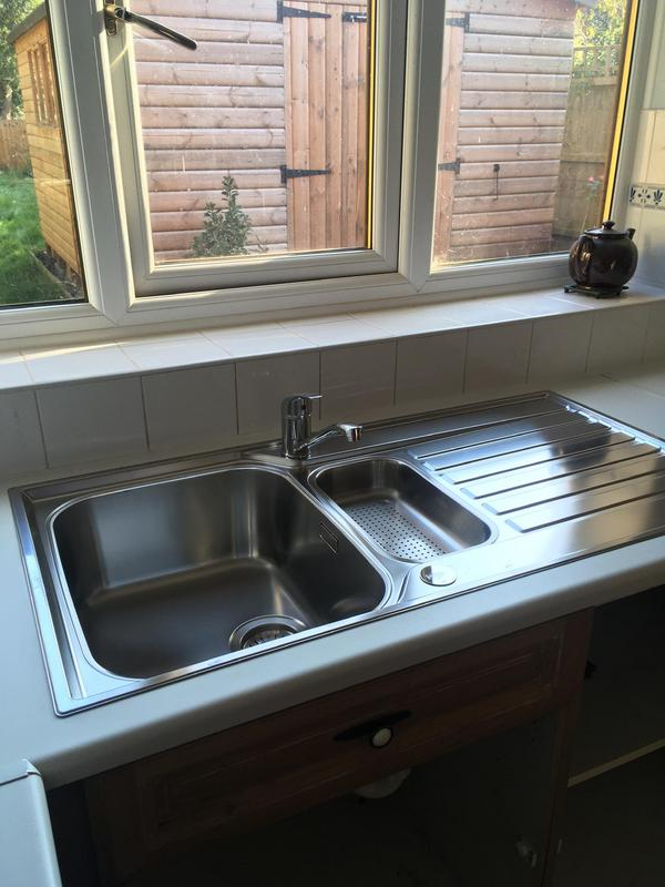 Image 14 - Kitchen sink replacement