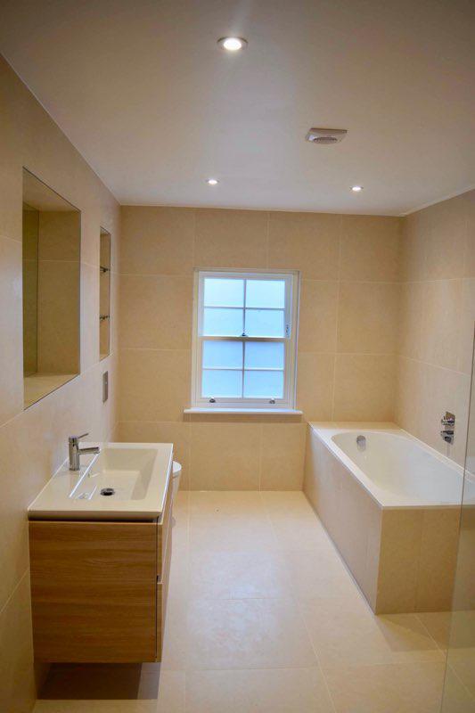Image 22 - Bathroom tiling, Cobham