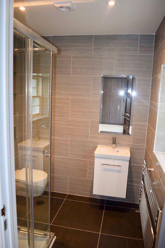 Image 21 - Bathroom tiling, Cobham