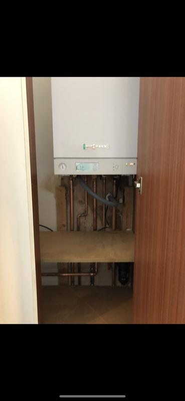 Image 41 - New Viessmann combination boiler with 7 years warranty