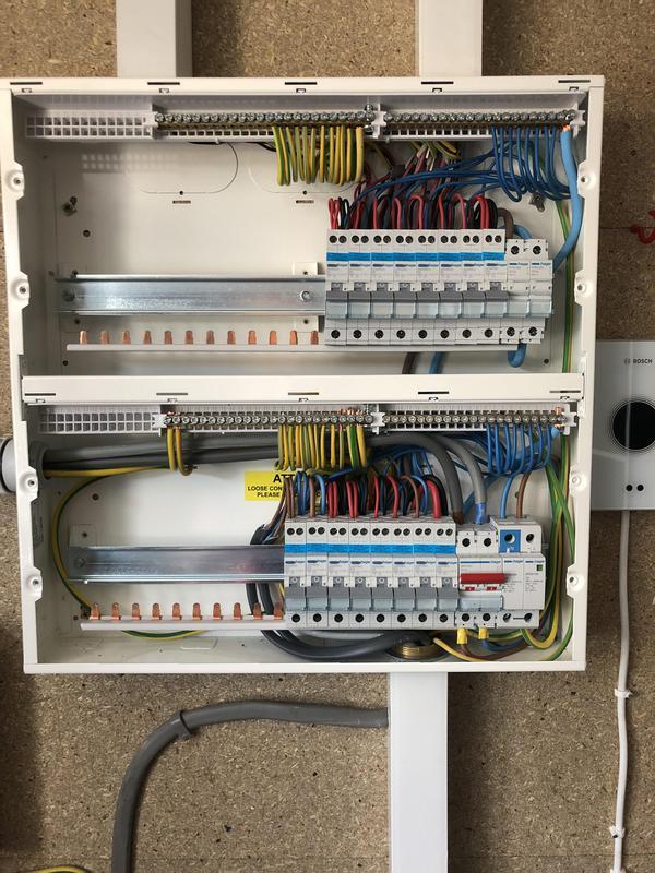 Image 53 - New consumer unit