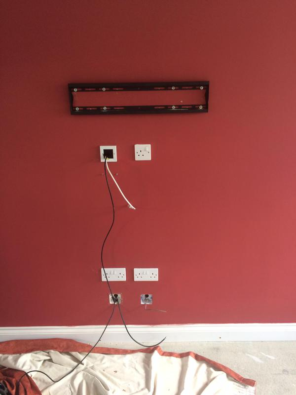 Image 53 - lcd & led tv wall mounting installation services