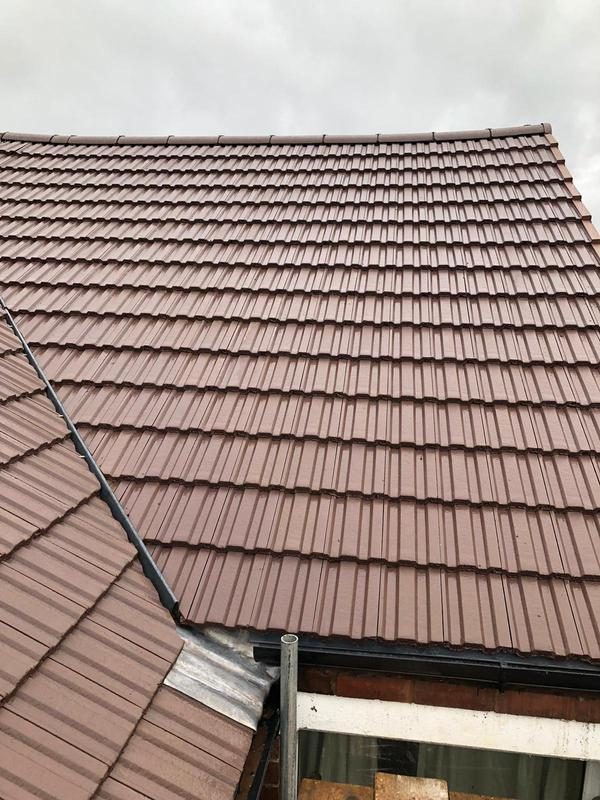 Image 23 - Main Roof Replacement, completed October, Earlsdon