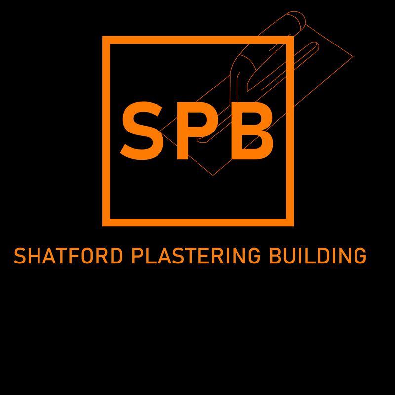 Shatford Plastering Building logo