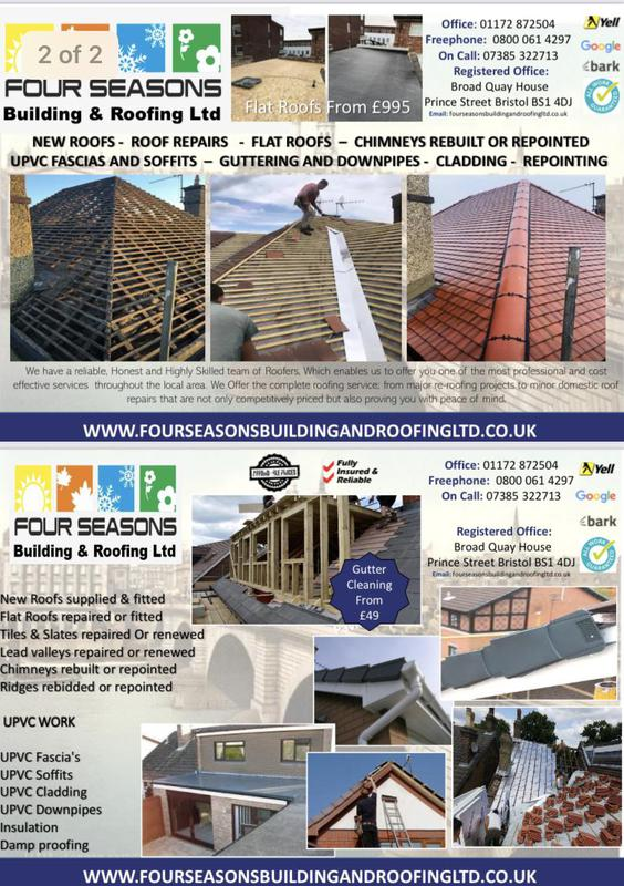 Four Seasons Building & Roofing Ltd logo