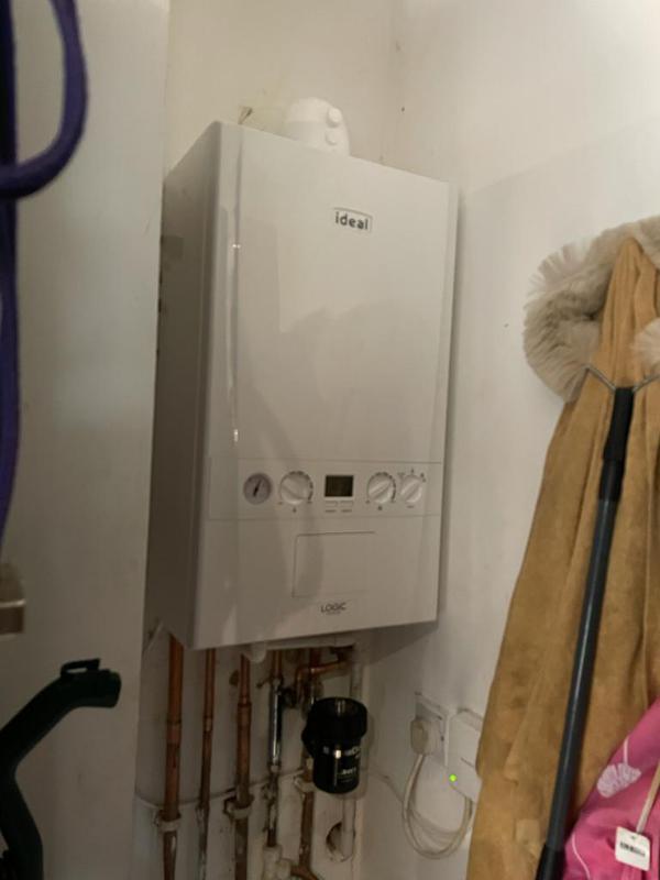 Image 8 - Boiler Installation
