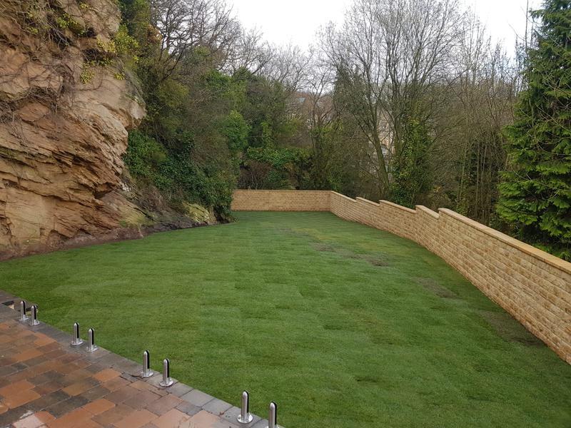 Image 2 - Stone wall/garden renovation