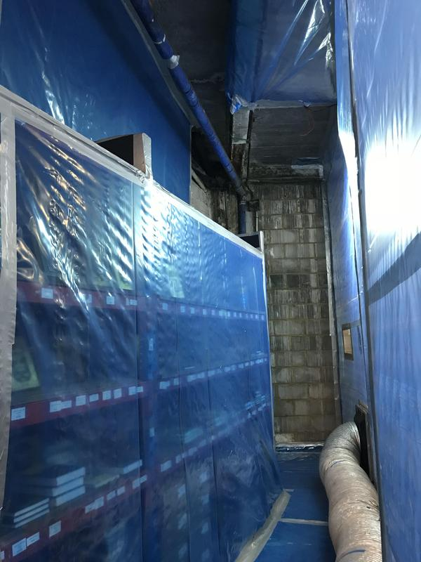 Image 18 - Negative pressure enclosure