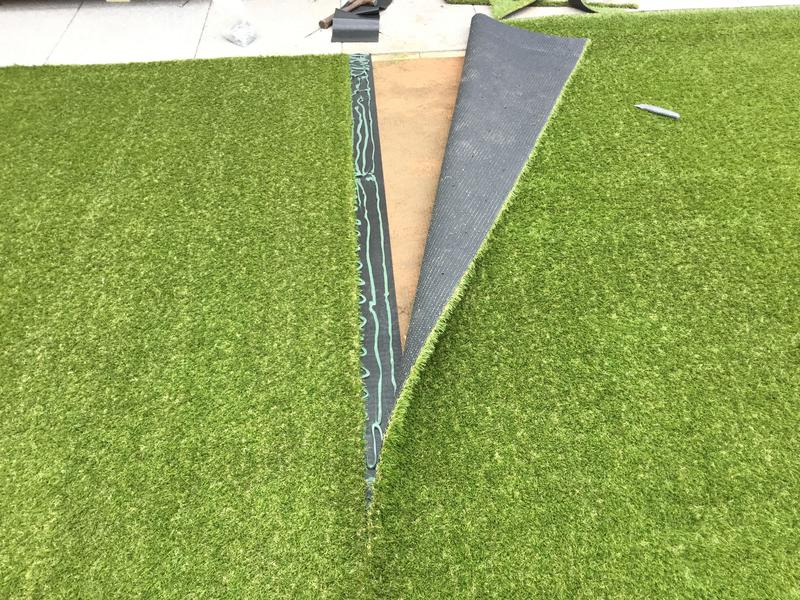 Image 206 - Artificial grass laying