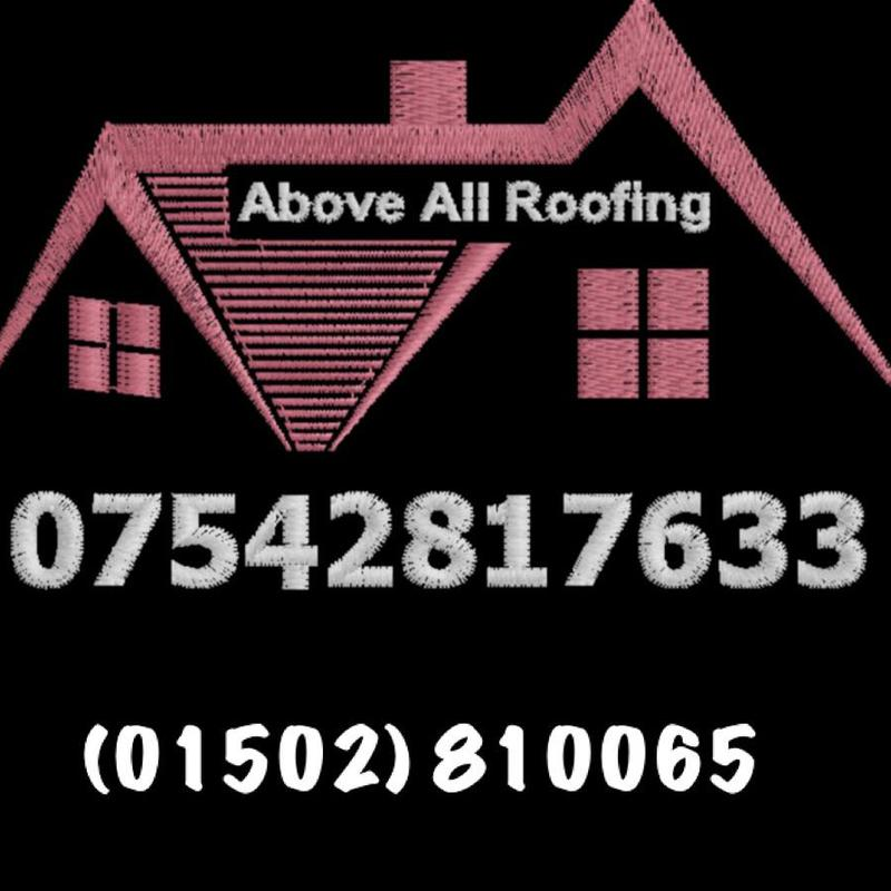 Above All Roofing logo