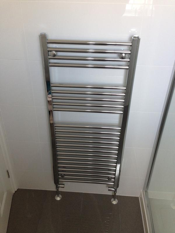 Image 11 - Heated towel rails