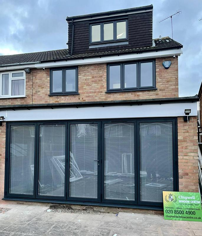 Image 13 - We manufacture, supply and fit a range of quality aluminium and UVC windows and doors.