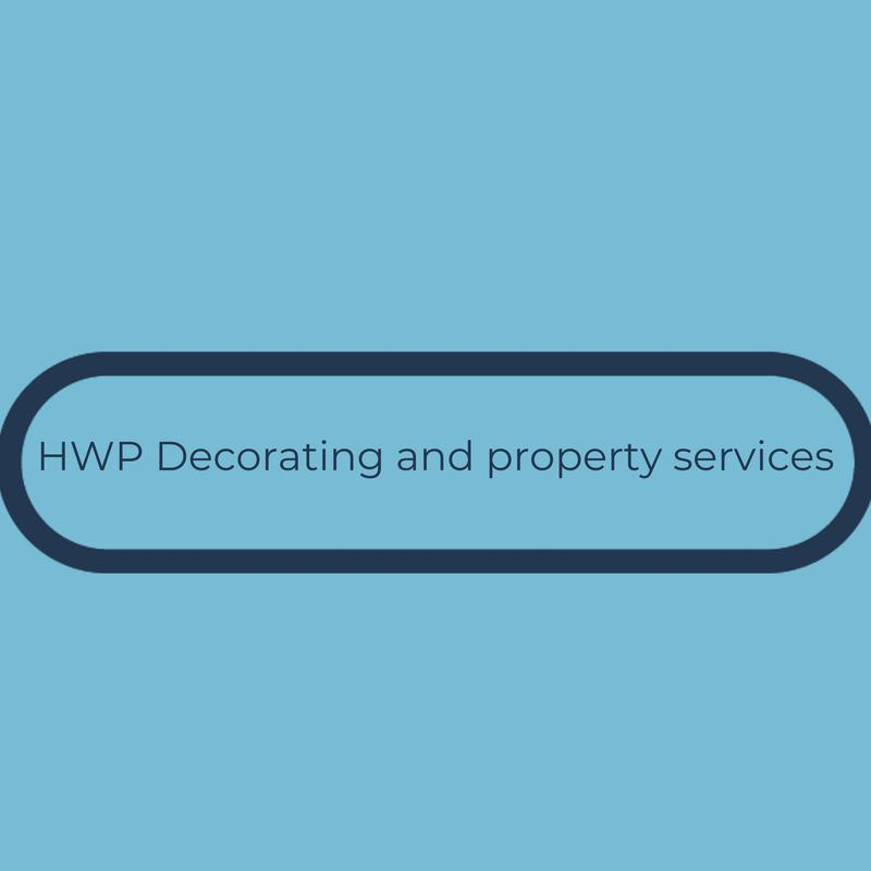 HWP Decorating & Property Services logo