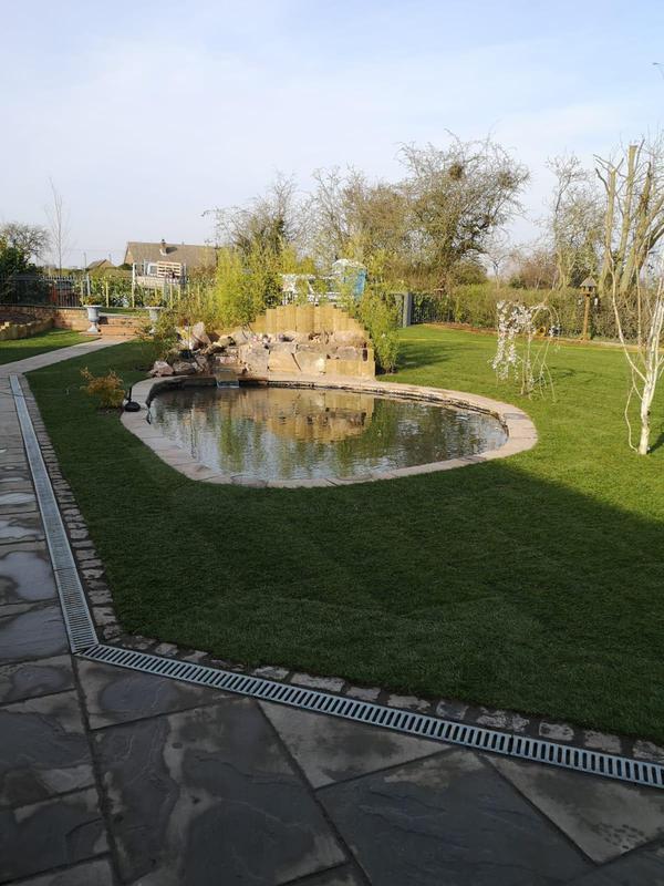 Image 14 - Garden renovation