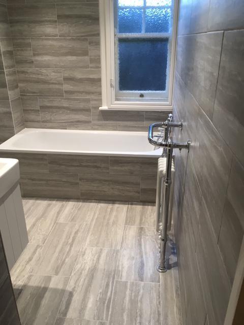 Image 26 - Ealing project - bathroom 1