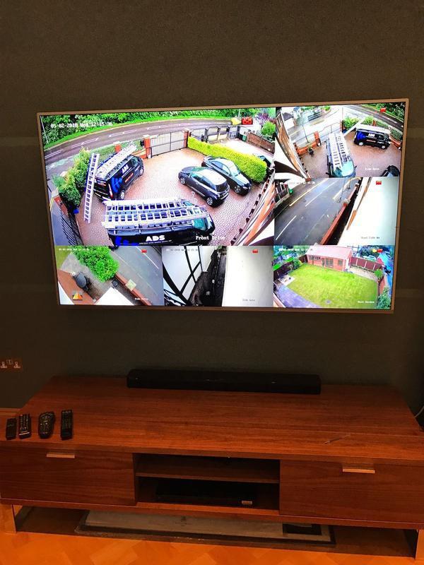 Image 2 - CCTV Monitor via main lounge TV