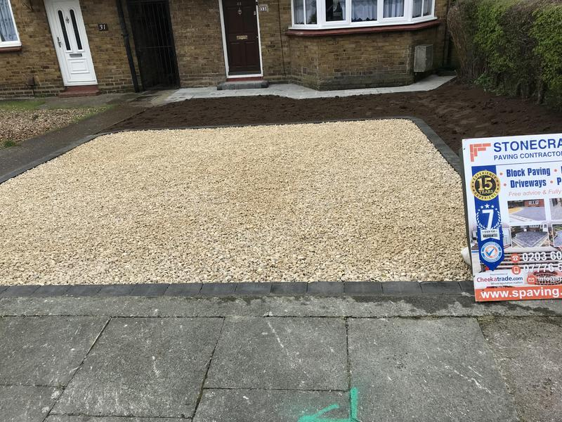 Image 2 - Gravel driveway in welling Kent