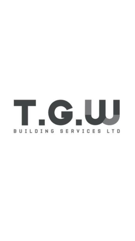 T.G.W Building Services logo