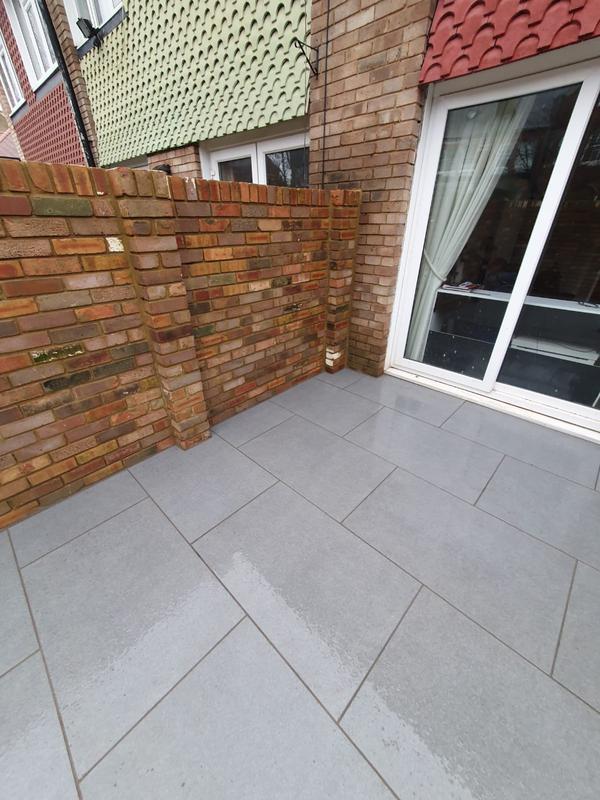 Image 45 - Porcelain patio