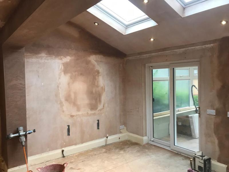 Image 1 - AFTER - Walls removed to create an open plan kitchen and dining room