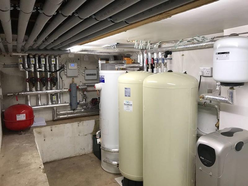Image 7 - Boiler Room Installation 5 of 5