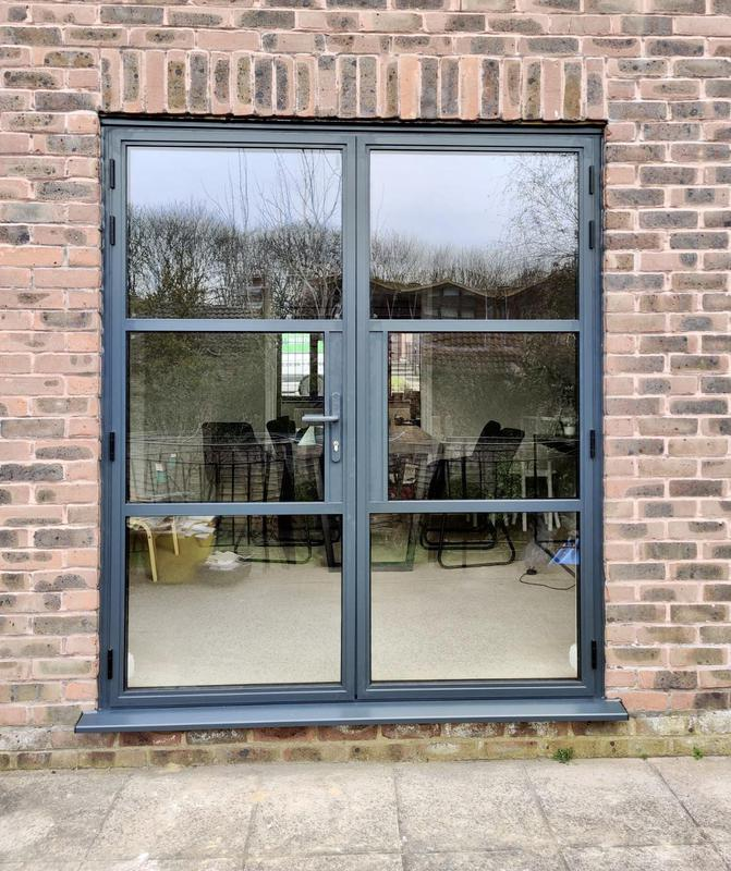 Image 15 - We manufacture, supply and fit a range of quality aluminium and UVC windows and doors.