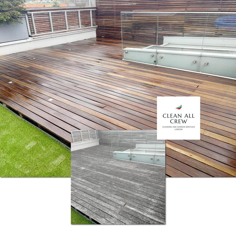 Image 8 - Decking Cleaning and Sealing