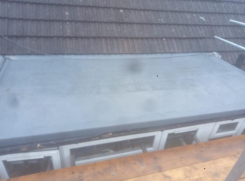 Image 1 - Fibre roofing