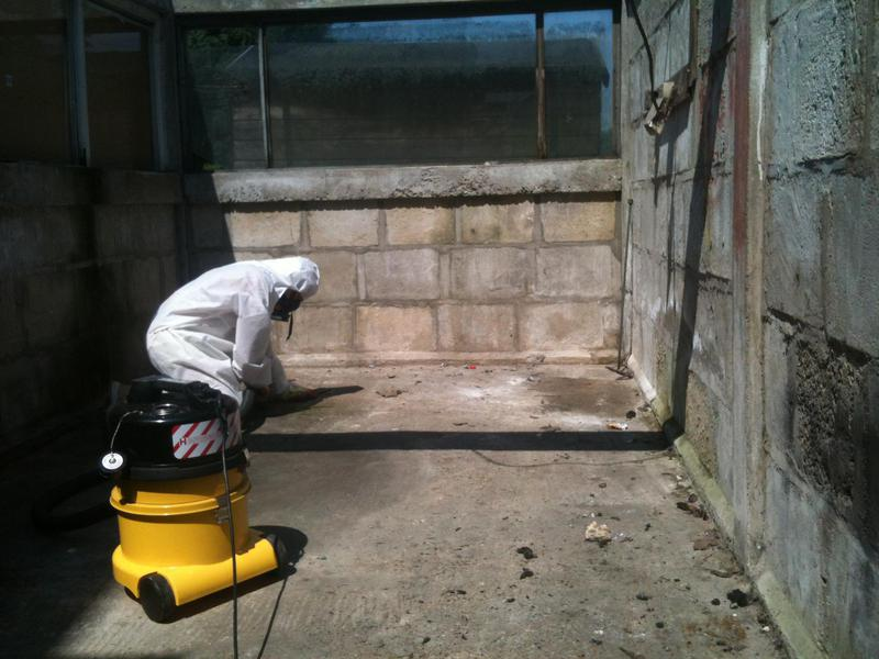 Image 40 - Asbestos Garage Roof Removal - AFTER