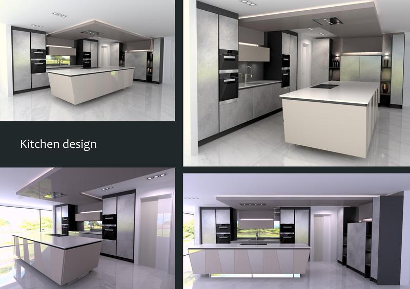 Image 16 - Kitchen design, supply and installation.