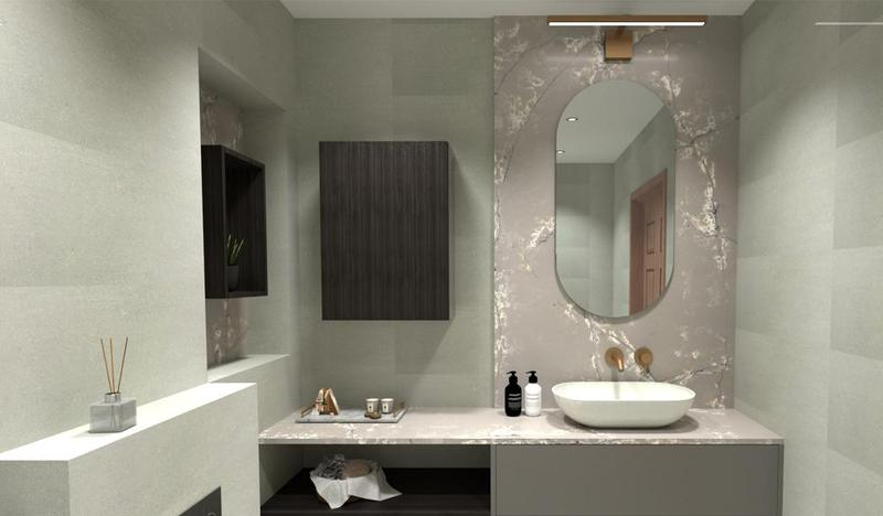 Image 24 - Bathroom design.