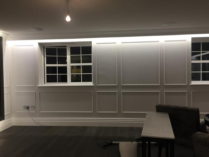 Image 2 - Wall panelling