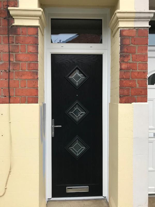 Image 119 - After - New Front Door