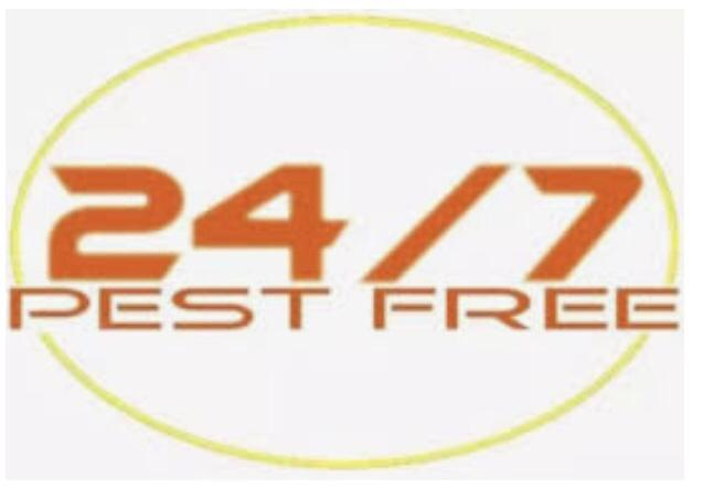 Pest Free 24/7 logo