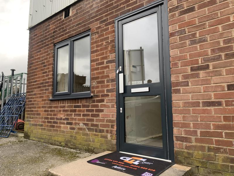 Image 21 - Commercial Aluminium Door & pvc window