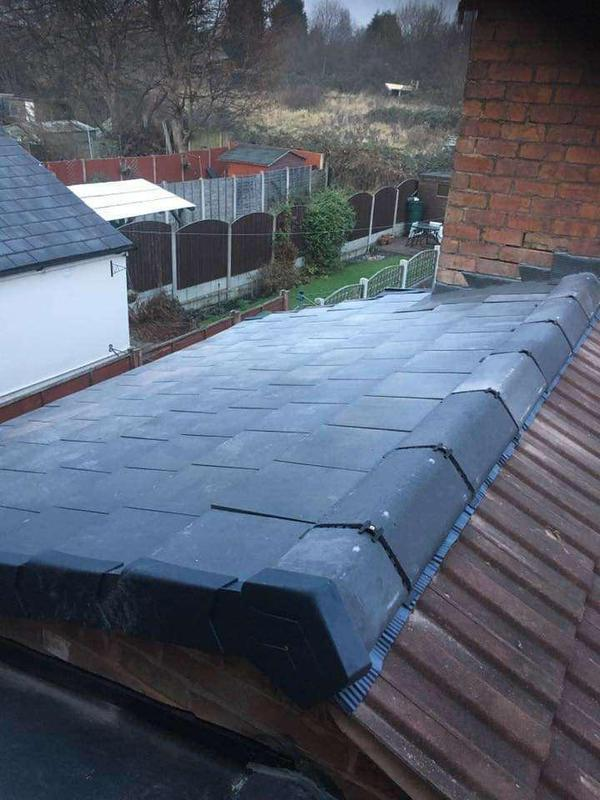 Lead Roofing Specialists In Burton On Trent A Amp L