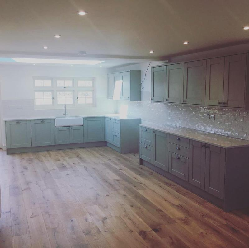 Image 20 - Country kitchen extension in St.Albans